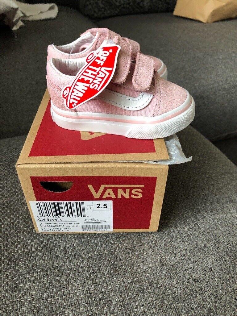 50dfa73ba79e16 Pink baby vans