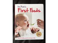 Weaning Book - Dr Pixie's First Foods