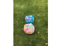 Kids soft play balls