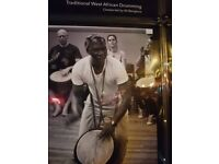 African Drumming - every Monday, Brighton
