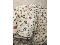 Double IKEA Duvet Cover Set (Used)