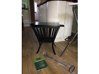 BRAND NEW Fire Basket wood log burner, comes with standing plate/lid.