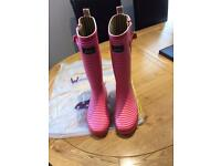 Joules Wellies (Brand New)