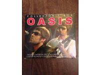 Oasis. 3 Disc Collectors box.