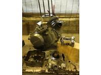 Honda CBR125 engine