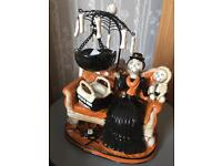 Yankee candle Boney bunch scary popping hanging wax burner