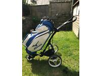 Motocaddy m1 lite plus cart bag