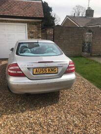 Mercedes CLK - Great condition!!!