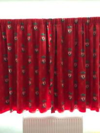 Liverpool Curtains with Blackout Lining