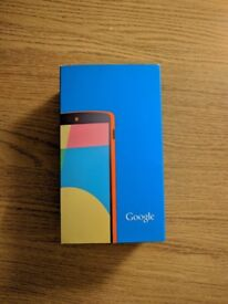 Google Nexus 5 (LG) Red
