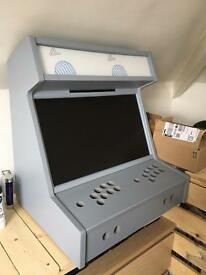 Project Nintendo Wii Bartop Arcade Machine/Cabinet (Raspberry Pi Project)