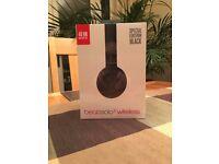 Beats by Dr. Dre Solo3 Wireless Headband Headphones - Special Edition Black Sealed BNIB