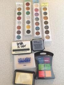 Craft Stamps and Accessories