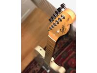 Fender Squier Telecaster Cream/Vintage Blonde