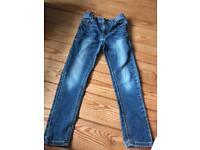 Boys (Next) jeans, age 7