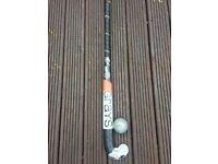 HOCKEY STICK - Greys Revo Maxi and slazenger ball- good cond, 36 inch length