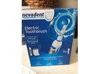Brand New - Nevadent Electric Toothbrush