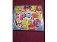 Ultimate Pop Jr Double CD