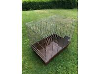 Bird or small animal cage