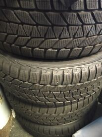 BMW f30 Winter wheels and tyres