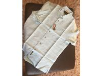 Timberland 100% Linen Men Shirts