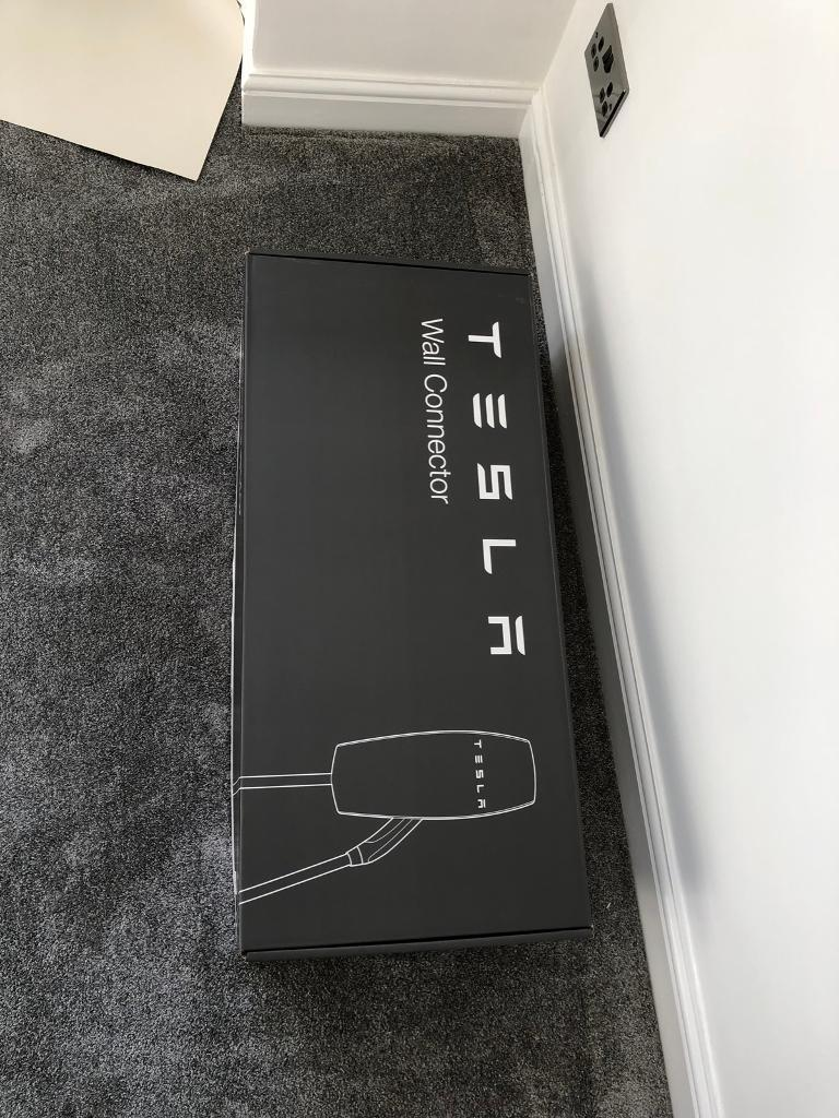 Tesla wall charger 7 5 m   in Stockport, Manchester   Gumtree