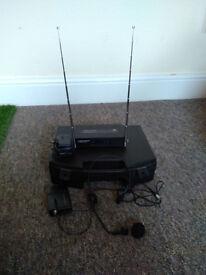 Audio Technica Wireless Mic System ATW