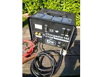 BATTERY CHARGER 12/24 VOLT VERY HEAVY DUTY