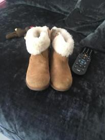 Uggs size 7 (small)