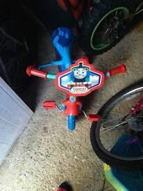 Thomas 3 in1 bike