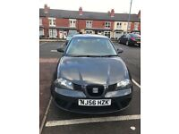 SEAT IBIZA 1.2 2006 12month mot 5door *ideal first car**