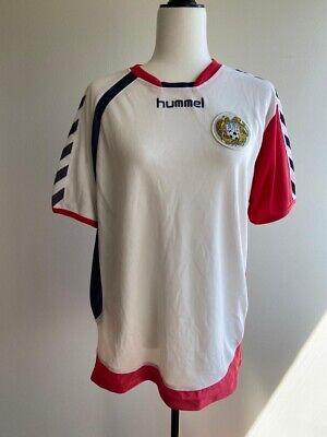 Hummel Armenia national team Soccer football jersey-2008,2009,2010,2011,2012 image
