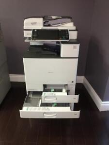 Ricoh Aficio MP C2003 Color Digital Printer Copy Machine Photocopier BUY LEASE Colour Office Copiers Printers Scanner