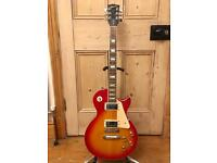 2001 Gibson Les Paul Standard Guitar - Cherry Sunburst - Original Hard Case