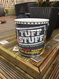 Tuff Stuff Roofing Resin