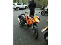 Cdr 125cc r 07plate swap only looking for a on and off road legal bike