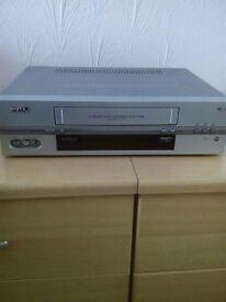 Black Diamond 6 head VHS video recorder