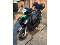 Honda PS 125 2012 in good condition for sale £1270 free large top box.