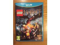 Lego Hobbit Wii U game.