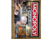 Monopoly Cheaters Limited Edition board game - NEW