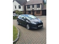 Ford Fiesta Zetec S, 1.0 Litre EcoBoost, Grey, Full Service History
