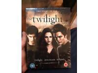 Twilight saga, the story so far