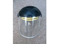 Full Face Protection Shield, Good Condition