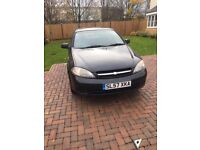 Lovely Chevrolet LACETTI 57 REG for sale in Maidstone Kent £750 Only