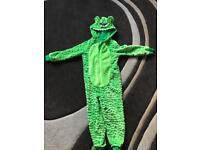 Dinosaur onesie age 5-6