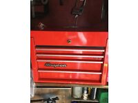 Snap On tool box. Excellent condition