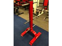 Commercial Gym Olympic Weight Plate Rack/Tree. Commercial Gym Equipment!