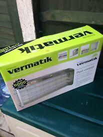 Vermatik Pest control (insect zapper) New in box