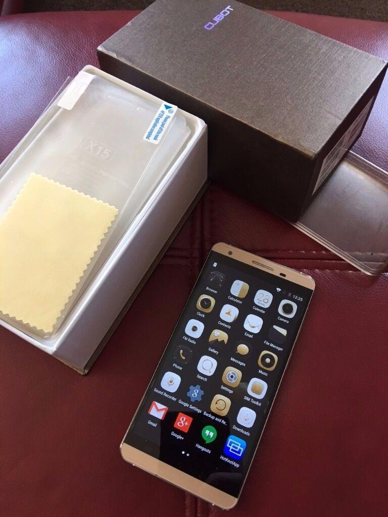 Cubot X15 Dual SIM card 5 5