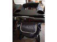 Good condition Britax Travel system (realBargain)